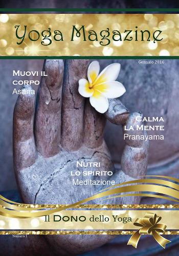 Yoga Magazine n.5 – Gennaio 2016
