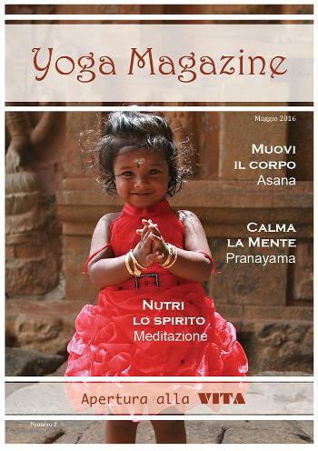 Yoga Magazine n.6 – Maggio 2016
