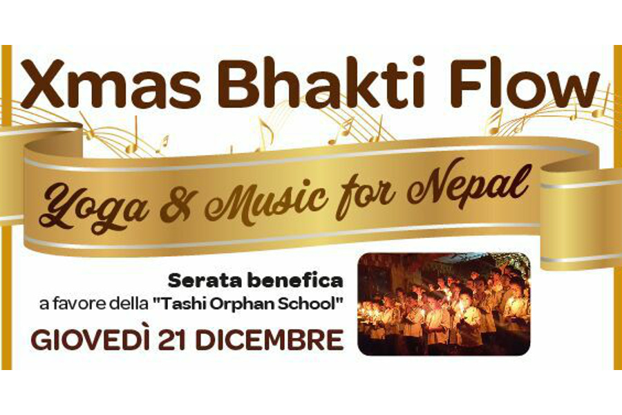 Yoga & Music for Nepal