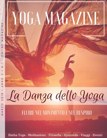 Yoga Magazine n.10 – Marzo 2018