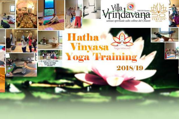 Hatha Vinyasa Yoga Training 2018/2019