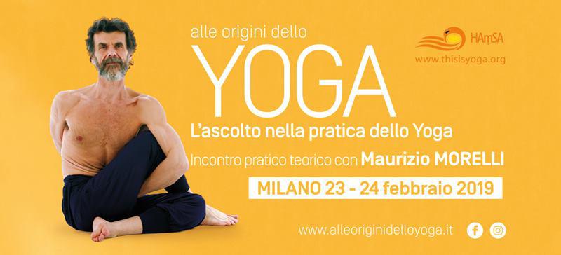Alle origini dello Yoga – L'ascolto nella pratica