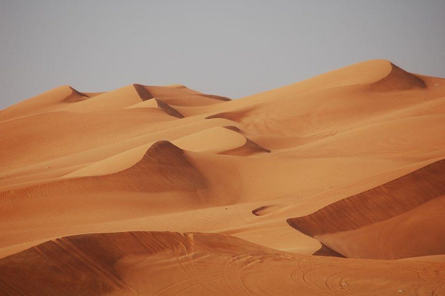Ritiro Yoga nel deserto degli Emirati Arabi