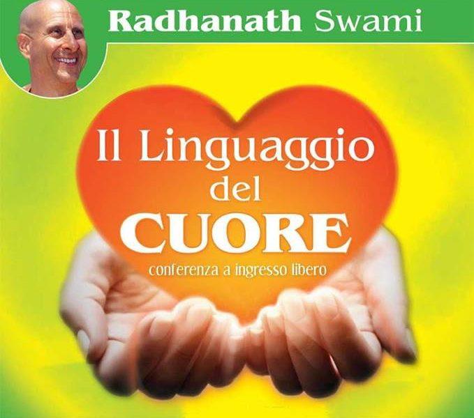 """""""Il Linguaggio del CUORE"""" di Radhanath Swami"""