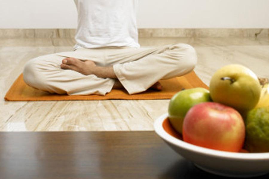 L'importanza dell'alimentazione nello Yoga