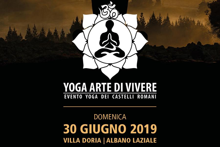 Yoga Arte di Vivere 2019