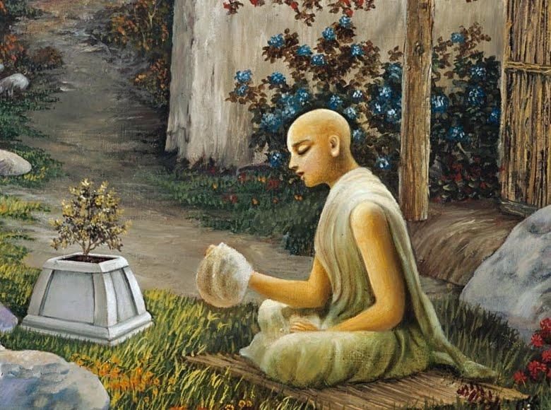 Dipendenza, bhakti yoga e maha mantra