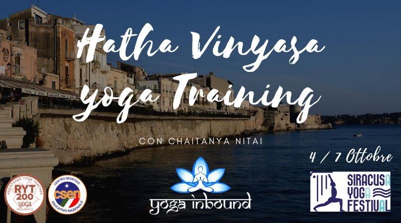 Hatha Vinyasa Yoga Training