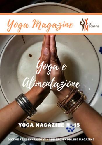 Yoga Magazine n.15 – Dicembre 2019
