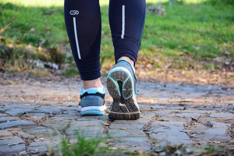 Breathwalk, l'unione di yoga e camminata