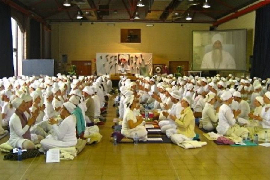 Il Tantra Yoga Bianco