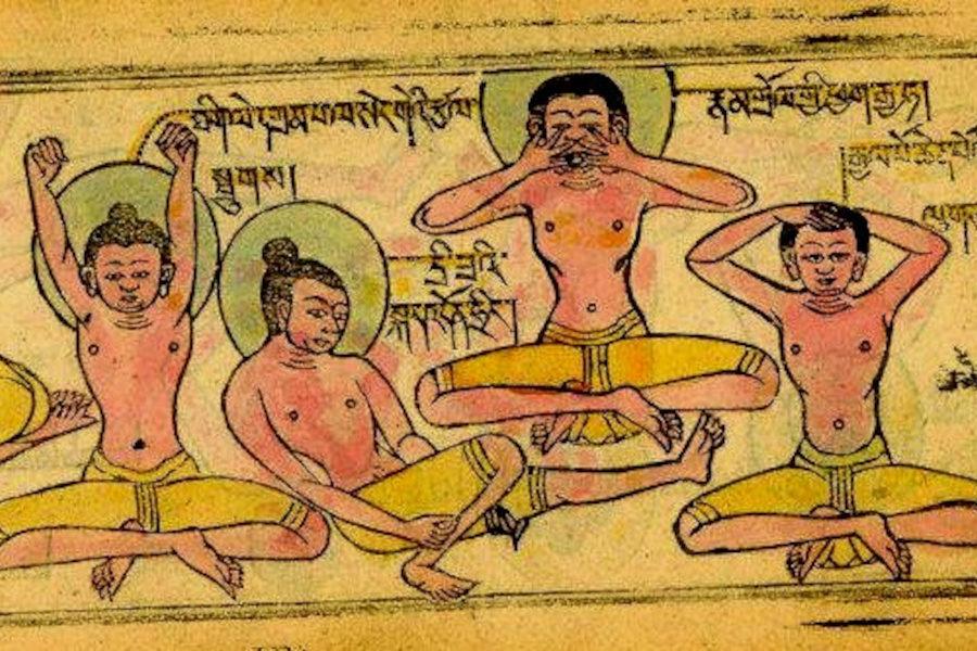 Celebriamo con Shanti Mudra l'unità dello Yoga