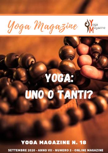 Yoga Magazine n.18 – Settembre 2020