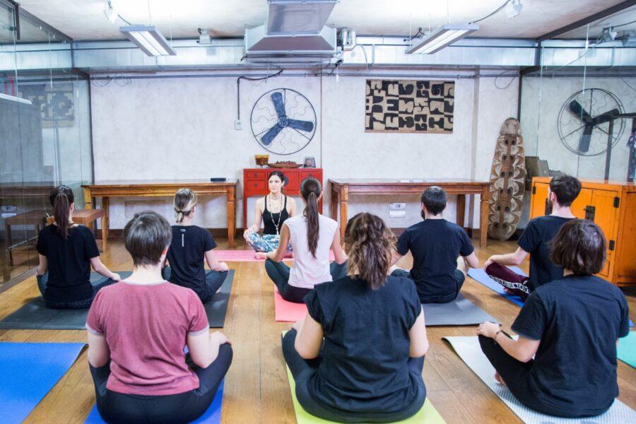 Yoga in azienda: il migliore dei benefit