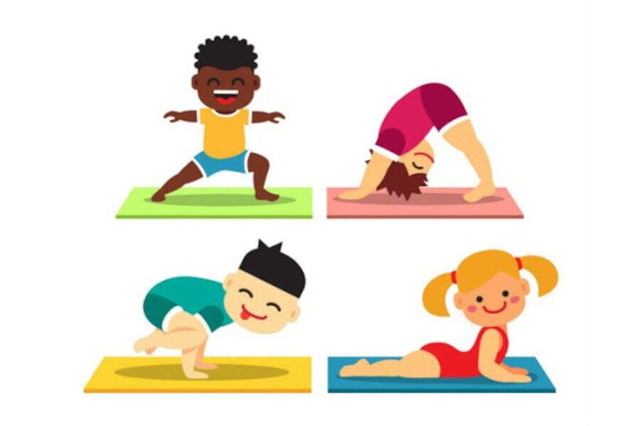 Lo Yoga per la crescita armoniosa dei bambini