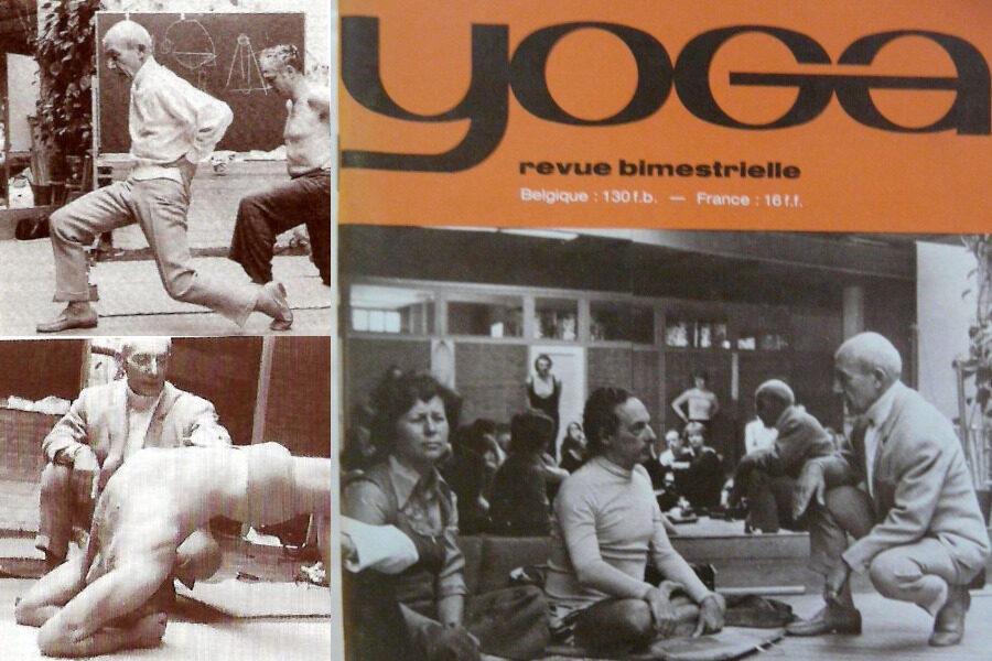 La tradizione yoga Hahoutoff