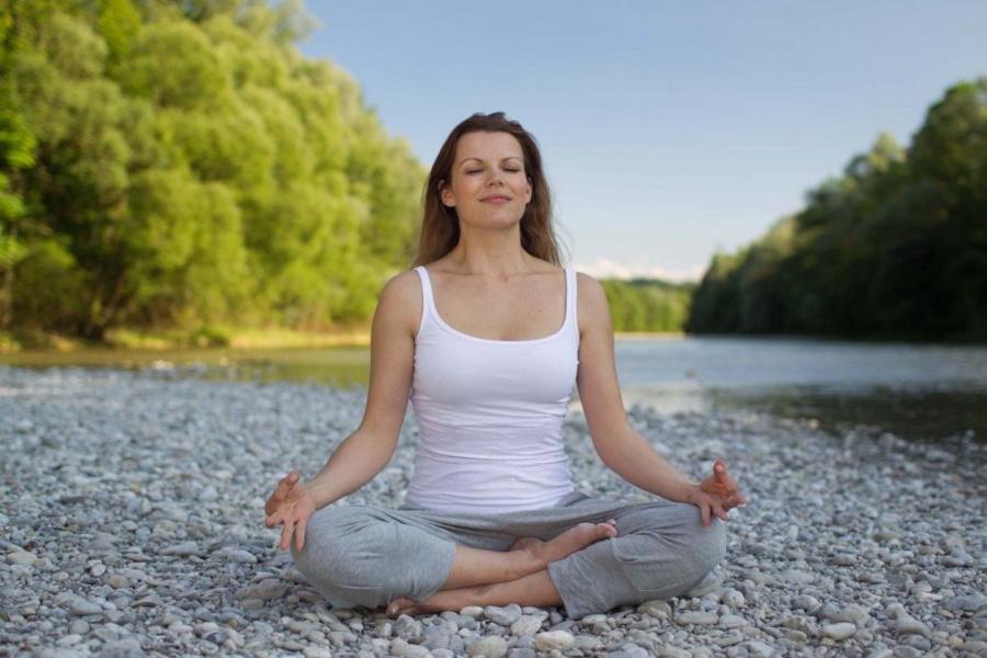 Medito e basta