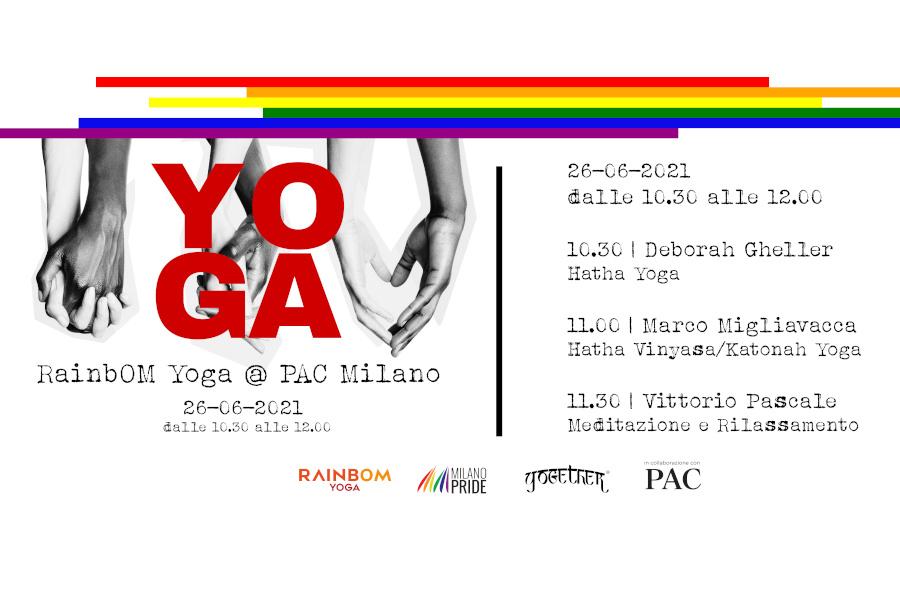 RainbOM Yoga @ PAC Milano