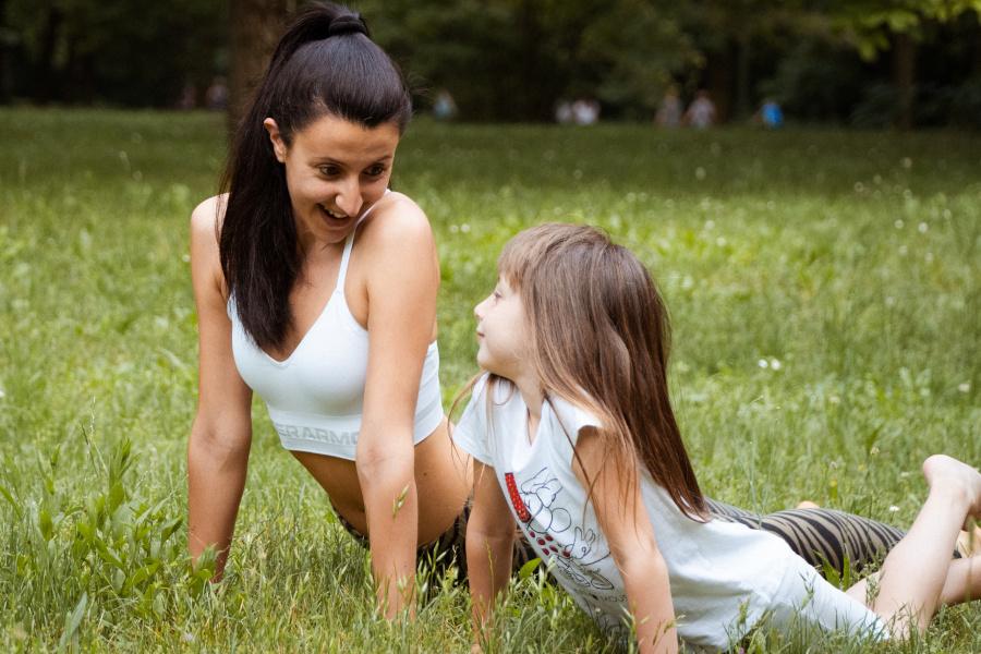 Lo Yoga come metodo educativo per lo sviluppo linguistico